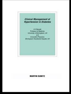 Clinical Management of Hypertension in Diabetes: Pocketbook (Paperback)