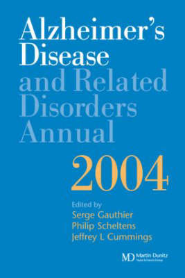 Alzheimer's Disease and Related Disorders Annual 2004 (Hardback)