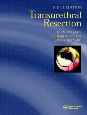 Transurethral Resection (Hardback)