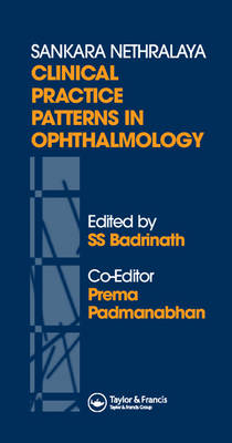 Sankara Nethralaya Clinical Practice Patterns in Ophthalmology (Hardback)