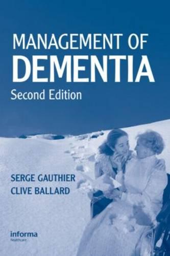 Management of Dementia, Second Edition (Paperback)
