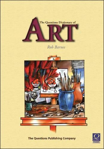 The Questions Dictionary of Art (Paperback)