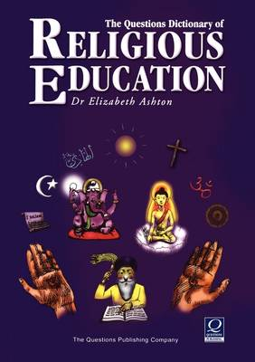 The Questions Dictionary of Religious Education (Paperback)