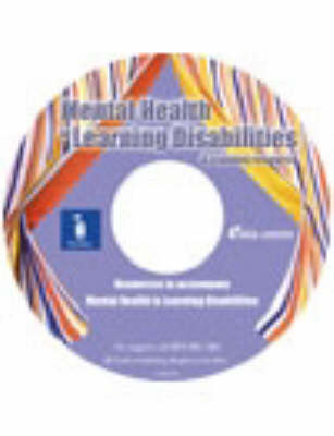 Mental Health in Learning Disabilities: Training Pack: A Training Resource