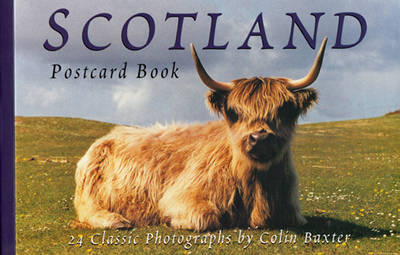 Scotland Postcard Book (Paperback)