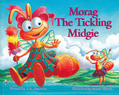 Morag the Tickling Midgie (Paperback)