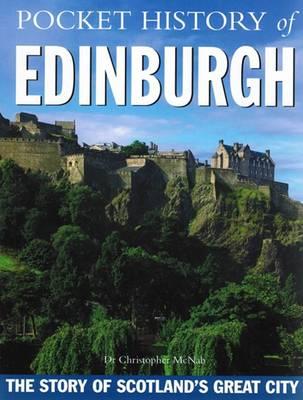 Pocket History of Edinburgh (Paperback)