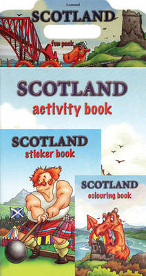 Scotland Playpack (Paperback)