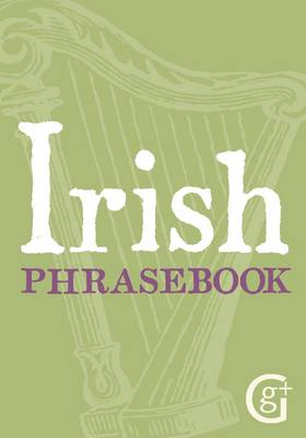 Irish Phrasebook (Paperback)