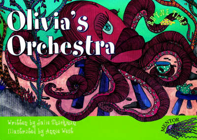 Olivia's Orchestra - Rhyme Time (Paperback)