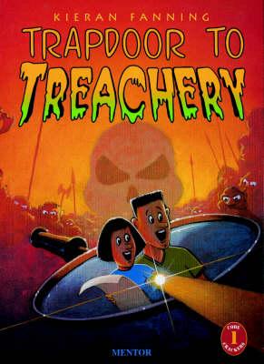 Traddoor to Treachery: Puzzle Book - Code crackers 1 (Paperback)