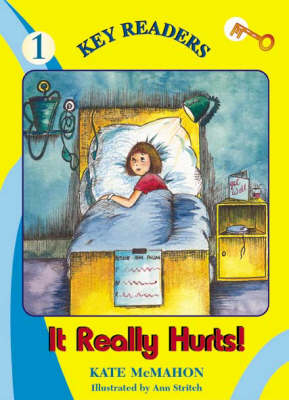 It Really Hurts! - Key Readers S. No. 3 (Paperback)