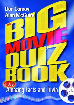 Big Movie Quiz Book (Paperback)