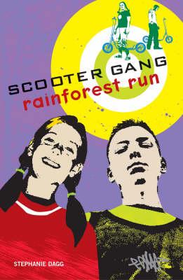 Rainforest Run - Scooter Gang S. (Paperback)
