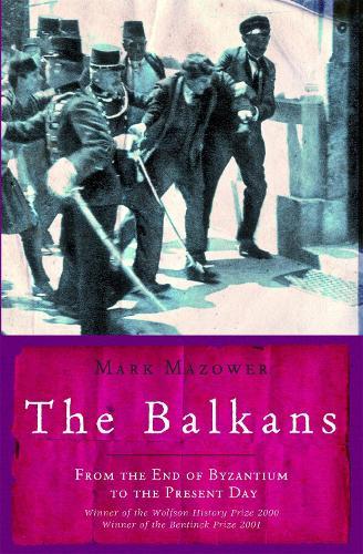 The Balkans - UNIVERSAL HISTORY (Paperback)
