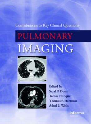 Pulmonary Imaging: Contributions to Key Clinical Questions (Hardback)