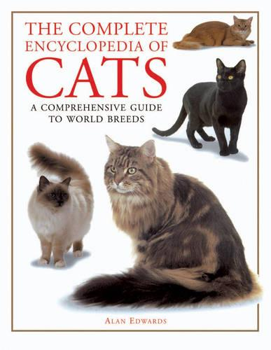 The Complete Encyclopedia of Cats (Paperback)