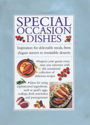 Special Occasion Dishes - Cook's Essentials S. (Hardback)