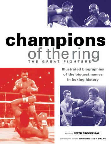 Champions of the Ring: The Great Fighters (Paperback)