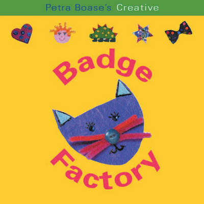 Badge Factory (Paperback)