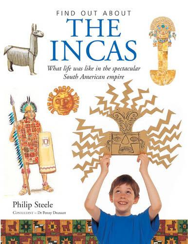 The Incas - Find out About (Paperback)