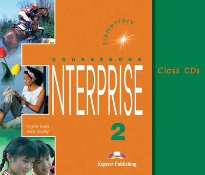 Enterprise: Elementary Level 2 (CD-Audio)