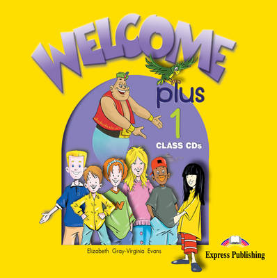 Welcome Plus: Class Compact Discs 1 & 2 Level 1 (CD-Audio)