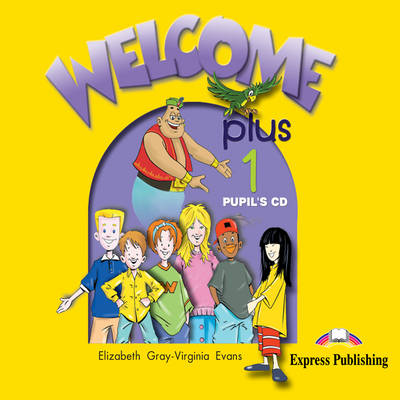 Welcome Plus: Pupil's Compact Disc Level 1 (CD-Audio)