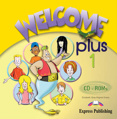 Welcome Plus: CD-ROMs 1 & 2 Level 1 (CD-ROM)