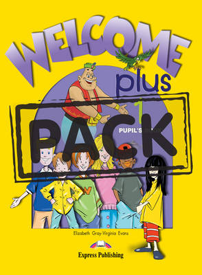 Welcome Plus: Pupil's Book and Alphabet Book Level 1 (Paperback)