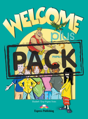 Welcome Plus: Pupil's Book Level 3