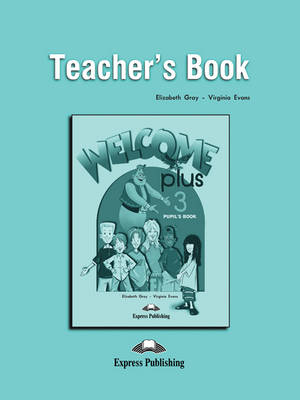 Welcome Plus: Teacher's Book Level 3 (Paperback)