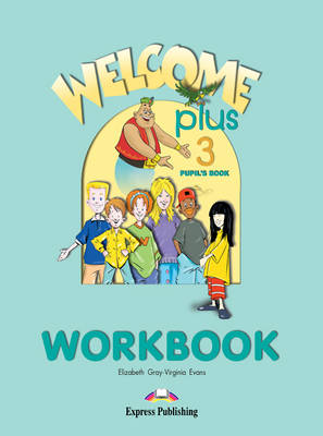 Welcome Plus: Workbook Level 3 (Paperback)