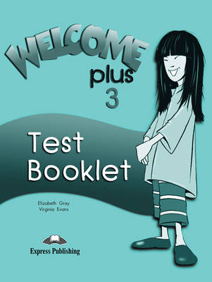 Welcome Plus: Test Booklet Level 3 (Paperback)
