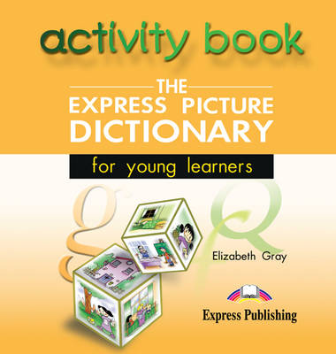 The Express Picture Dictionary for Young Learners: Class CD 2 (CD-Audio)