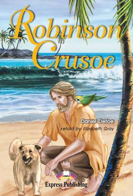 Robinson Crusoe: Reader (Paperback)