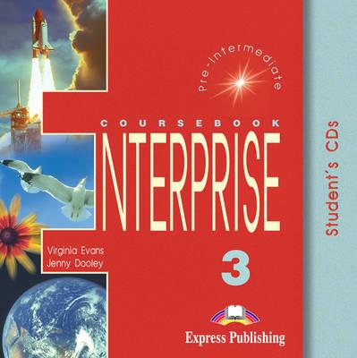 Enterprise: Pre-intermediate Level 3 (CD-Audio)