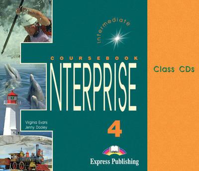 Enterprise: Intermediate Level 4 (CD-Audio)