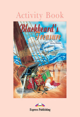 Blackbeard's Treasure: Activity Book (Paperback)