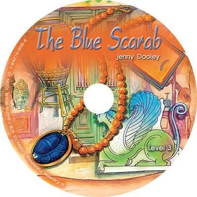 The Blue Scarab (CD-Audio)