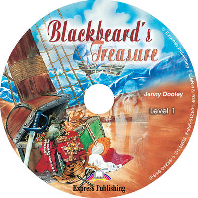 Blackbeard's Treasure (CD-Audio)