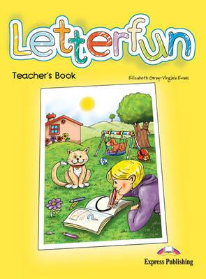 Letterfun: Teacher's Book (Paperback)