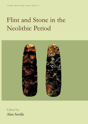Flint and Stone in the Neolithic Period - Neolithic Studies Group Seminar Papers 11 (Paperback)