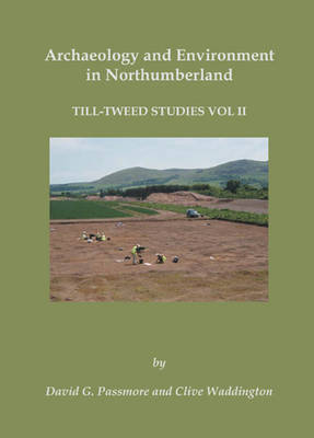 Archaeology and Environment in Northumberland: Till-Tweed Studies Volume 2 (Hardback)