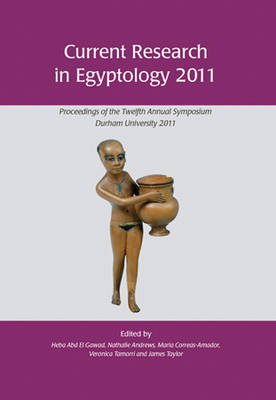 Current Research in Egyptology 12 (2011): Proceedings of the Twelfth Annual Symposium - Current Research in Egyptology 12 (Hardback)