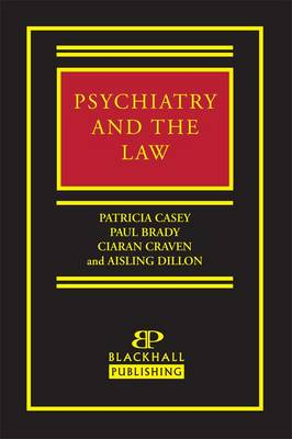 Psychiatry and the Law (Hardback)