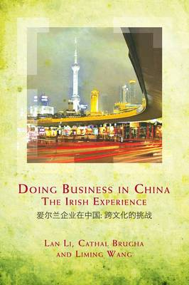 Doing Business in China: Experience (Paperback)