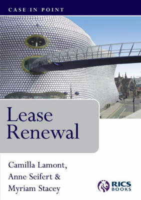 Lease Renewal - Case in Point No. 6 (Paperback)