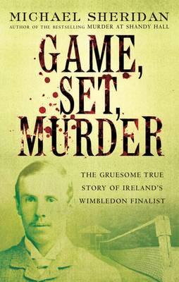 Game, Set-Murder (Paperback)