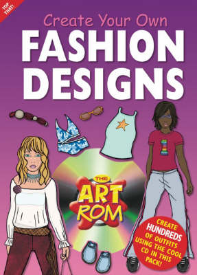 Create Your Own Fashion Designs - Art ROM S.